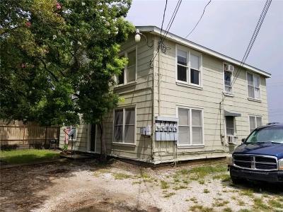 Lake Charles Single Family Home For Sale: 437 Iris Street