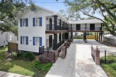 Lake Charles Single Family Home For Sale: 626 Division Street