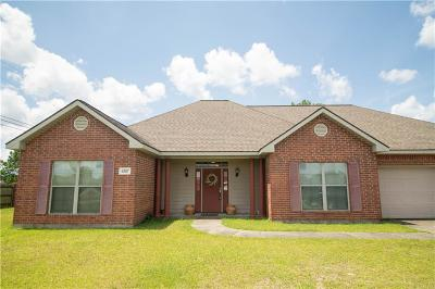 Lake Charles Single Family Home For Sale: 2307 W Coffey Pines W Road