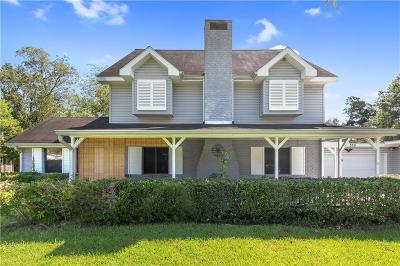 Lake Charles Single Family Home For Sale: 3521 Adrienne Lane