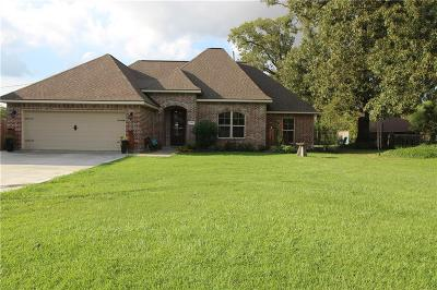 Sulphur Single Family Home For Sale: 4802 Maplewood Drive