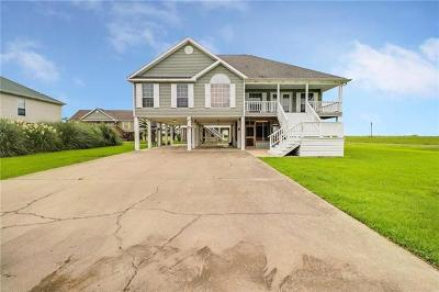 Lake Charles Single Family Home For Sale: 132 Light House Lane