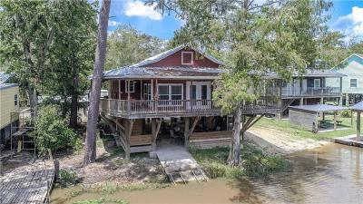 Lake Charles Single Family Home For Sale: 4527 Goos Ferry Road