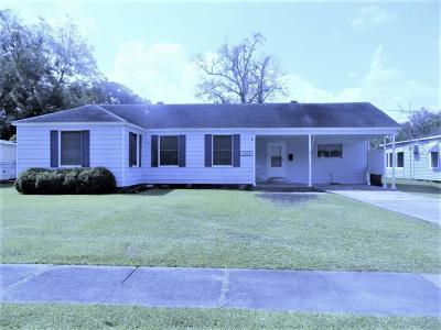 Lake Charles Single Family Home For Sale: 1206 Tulane Street