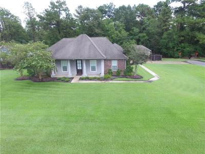 Lake Charles Single Family Home For Sale: 2652 Williamsport Drive
