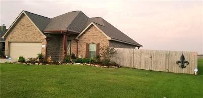 Iowa Single Family Home For Sale: 16595 Marshall Drive