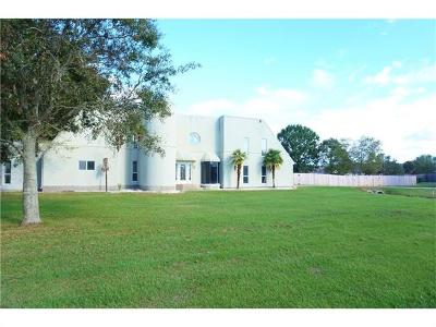 Lake Charles Single Family Home For Sale: 7105 Windmill Lane
