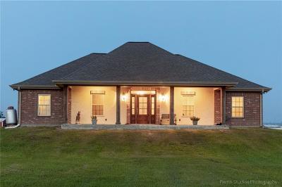 Lake Charles Single Family Home For Sale: 117 Beau Clos Road