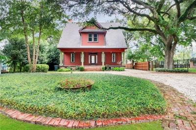 Lake Charles Single Family Home For Sale: 1019 Pujo Street