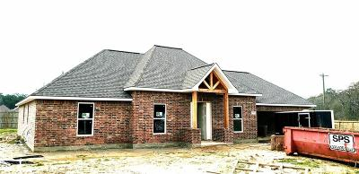 Lake Charles Single Family Home For Sale: 2791 Tioga Drive