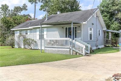 Lake Charles Single Family Home For Sale: 3940 Briarwood Street
