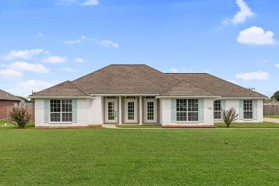 Lake Charles Single Family Home For Sale: 2766 Seth Lane