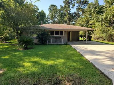 Westlake Single Family Home For Sale: 337 Goss Road