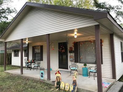 Lake Charles Single Family Home For Sale: 418 E School Street