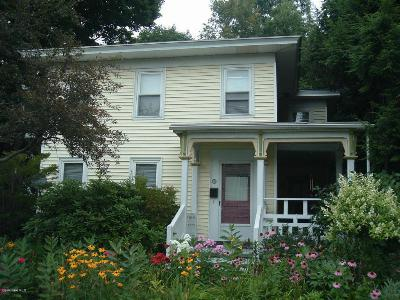 Pittsfield MA Single Family Home Sold: $169,900