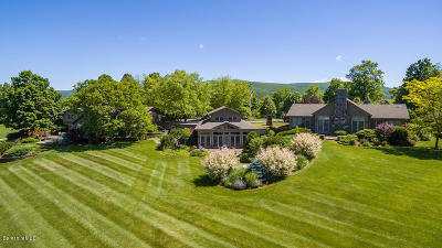 Berkshire County Single Family Home For Sale: 465 Stratton Rd