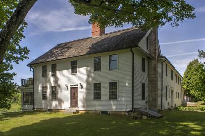 Berkshire County Single Family Home For Sale: 22 New Marlboro Rd