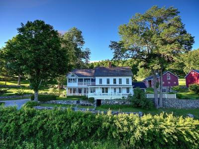Berkshire County Single Family Home For Sale: 406 Canaan Valley Rd