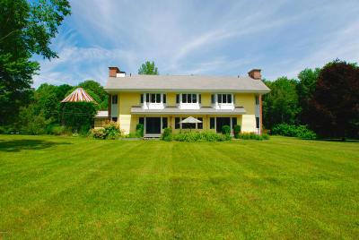 Great Barrington Single Family Home For Sale: 170 Christian Hill Rd