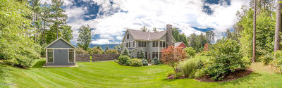 Berkshire County Single Family Home For Sale: 1435 Oblong Rd