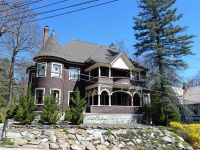 North Adams Single Family Home For Sale: 53 Cherry St