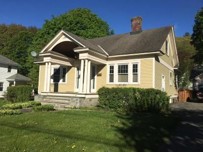 North Adams Single Family Home For Sale: 116 Notch Rd