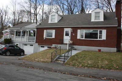 North Adams Single Family Home For Sale: 17 Cady St