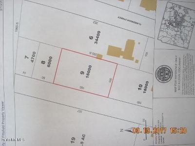 Residential Lots & Land For Sale: Davis St