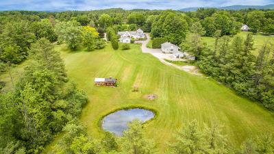 Lee Single Family Home For Sale: 215 Devon Rd