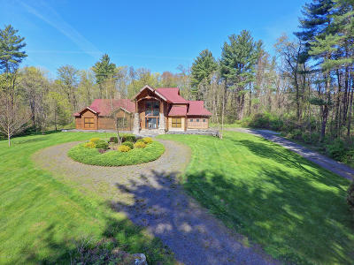 Berkshire County Single Family Home For Sale: 35-A Creamery Rd