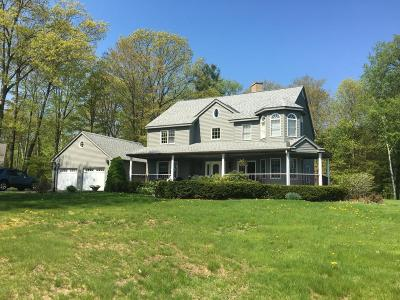Pittsfield Single Family Home For Sale: 12 Lillybrook Rd