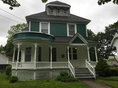 Adams Single Family Home For Sale: 12 Summer St