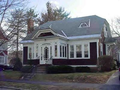 North Adams Single Family Home For Sale: 45 Highland Ave