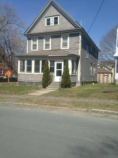 Pittsfield Multi Family Home For Sale: 48 Henry Ave