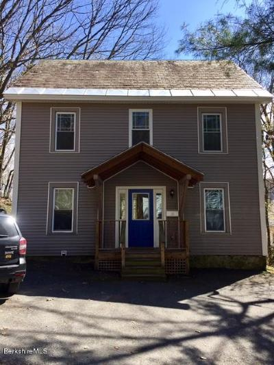 North Adams Single Family Home For Sale: 16 Ballou St
