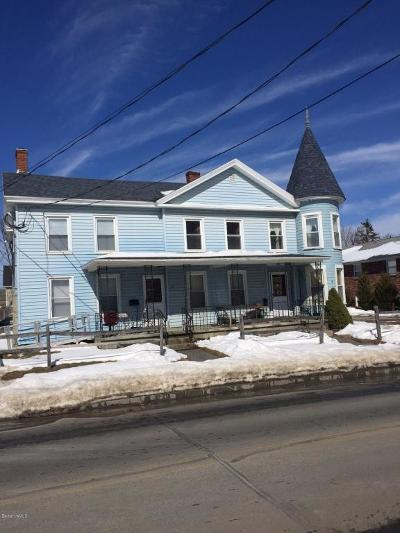 Pittsfield Multi Family Home For Sale: 56 - 80 Linden St
