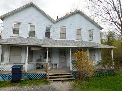 Adams Multi Family Home For Sale: 59-61 Howland Ave