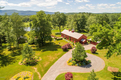 Sheffield MA Single Family Home For Sale: $2,135,000