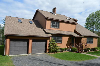 North Adams Single Family Home For Sale: 405 Notch Rd