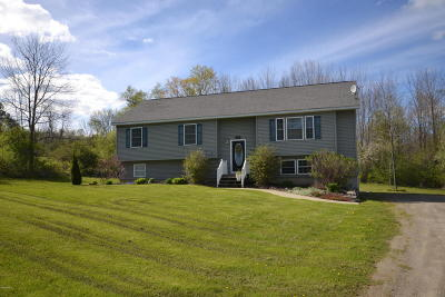 Lanesboro Single Family Home For Sale: 34 Bridge St