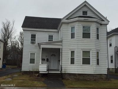 Pittsfield Multi Family Home For Sale: 26 East Housatonic St