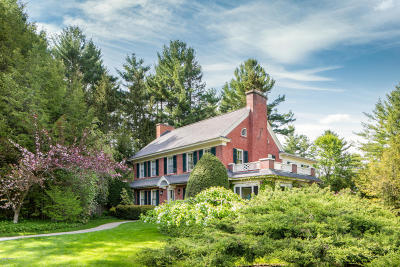 Pittsfield Single Family Home For Sale: 112 Spadina Pkwy
