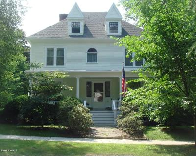 North Adams Single Family Home For Sale: 91 Marion Ave