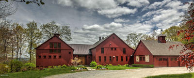 Berkshire County Single Family Home For Sale: 65 Shun Toll Rd
