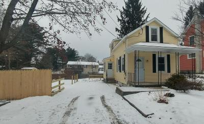 Pittsfield Single Family Home For Sale: 27 Clarendon St