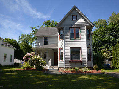 Dalton Single Family Home For Sale: 134 High St