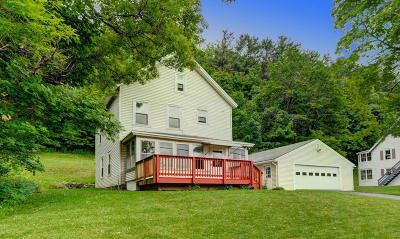 North Adams Single Family Home For Sale: 727 Curran High Way