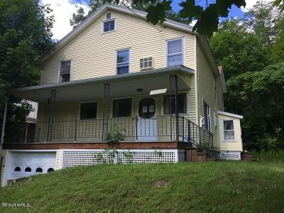Adams Single Family Home For Sale: 53-55 Quality St