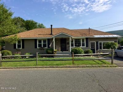 North Adams Single Family Home For Sale: 645 Barbour St