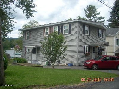 Pittsfield MA Single Family Home For Sale: $399,900
